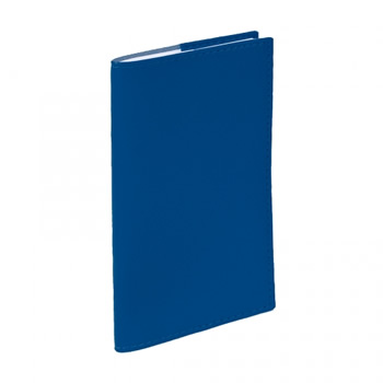 Quo Vadis Business #04 Pocket Weekly Planner 2017 - Soho Cover, Sapphire Blue