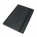 Quo Vadis Habana Journal Large, Black - Blank, Ivory Paper