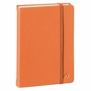 Quo Vadis Habana Journal Large, Orange - Lined, Ivory Paper