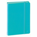 Quo Vadis Habana Journal Large, Turquoise - Lined, Ivory Paper