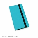 Quo Vadis IB Traveler Weekly Pocket Planner 2017 - Club Cover, Turquoise