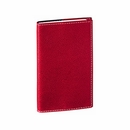 Quo Vadis VISOPLAN #67 Monthly Pocket Diary Planner 2017 - Club, Red