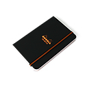 Rhodia Unlimited Notebook - Black, Graph