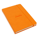 Rhodia Webnotebook Medium, Orange- Blank