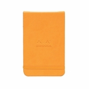 Rhodia Webnotepad - 3.5 x 5.5, Orange, Dot Grid