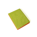 Rhodiarama Pad Holder No. 12 with Notepad - Anise Green