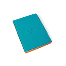 Rhodiarama Pad Holder No. 12 with Notepad - Turquoise