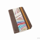 Rhodiarama Webnotebook - A6 Small, Chocolate, Lined