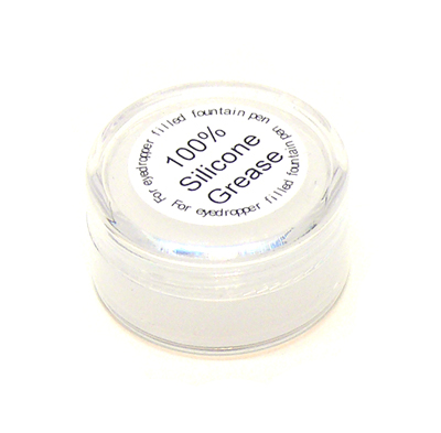 Silicone Grease for Eyedropper Pens - 5ml
