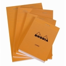 Rhodia Top Staple Notepads