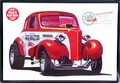 AMT 1937 Chevy Coupe 3 in 1, Stock, Street Rod or BB/Gasser