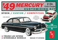 AMT 1949 Mercury Club Coupe, Stock, Custom or Competition