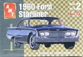 AMT 1960 Ford Starliner Hardtop, Stock