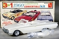 AMT 1960 Ford Sunliner Convertible 3 in 1 Built Kit with Box