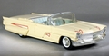 AMT 1960 Lincoln Continental Convertible 3 in 1 Built Kit