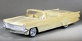 AMT 1959 Lincoln Continental Convertible 3 in 1 Built Kit