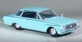AMT 1963 Plymouth Valiant Hardtop, Built Craftsman Kit