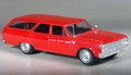 AMT 1964 Chevelle Malibu Station Wagon, 3 in 1 Built Kit