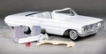 AMT 1964 Ford Galaxie 500 XL Convertible 3 in 1 Built Kit
