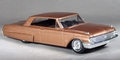 AMT 1962 Ford Galaxie 500 Hardtop 3 in 1 Built Kit