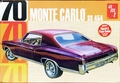 AMT 1970 Chevy Monte Carlo SS454