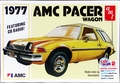 AMT 1977 AMC Pacer Station Wagon, Stock or Custom