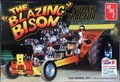 "AMT ""Blazing Bison"" Triple-Engined Blown Hemi Puller"