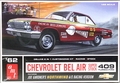 "AMT Joe Gardner ""Northwind"" 1962 Chevy Bel Air 409 Hardtop A/Stock or Factory Stock '62 Chevy Bel Air 409"
