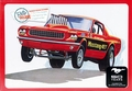 AMT SOHC 427 1965/1966 Mustang A/FX Altered Wheelbase Funny Car