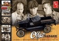 """AMT """"The Three Stooges"""" """"Oily's Garage"""" 1925 Ford Model """"T"""" Roadster and Unchopped Coupe - Double Kit"""