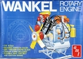 AMT Wankel Rotary Engine, 1/4th Scale