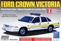 Lindberg 1995-1997 Ford Crown Victoria 4 Door Sedan, Illinois State Police