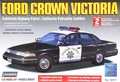 Lindberg 1995-1997 Ford Crown Victoria 4 Door Sedan, California Highway Patrol