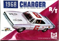 MPC 1968 Dodge Charger R/T, Stock, Custom, Drag or NASCAR