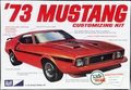 MPC 1973 Mustang Mach 1 Fastback, Stock Mach 1, Trans Am Racer or Street Machine