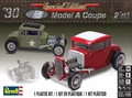 Revell 1930 Ford Model A Coupe 2'n1