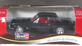 Revell 1965 Mustang Hardtop, Black with Red Interior