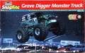 "Revell/Monogram ""Grave Digger"" Monster Truck, Snaps Together"