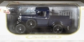 Signature 1931 Ford Model A Pickup, Dark Blue with Black Fenders, Wheels and Interior