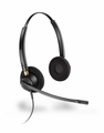 Plantronics HW520V EncorePro Binaural headset with voice tube