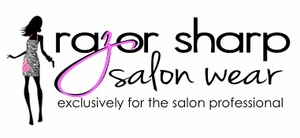 Razor sharp salon wear