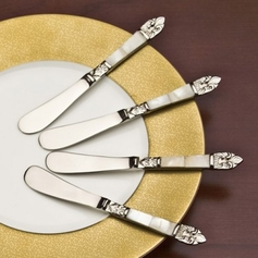 4pc Mother Of Pearl Spreader Set