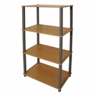 4 Shelf Utility Shelving