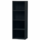 4-Tier Storage Cubby (Black)
