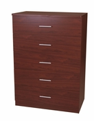 5-Drawer Dresser (Mahogany)