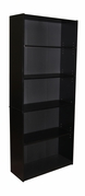 5-Tier Book Shelf (Black)