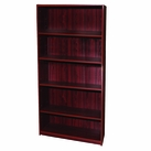 5-Tier Book Shelf (Mahogany)