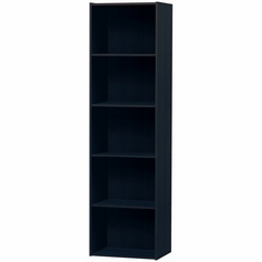 5-Tier Storage Cubby (Black)