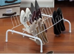 9 Pair Shoe Caddy