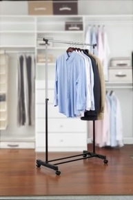 Adjustable Clothing Rack